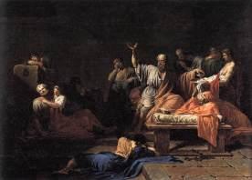socrates crito death