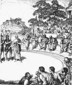 Socrates on Trial Athenian Assembly
