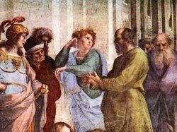 Socrates School of Athens