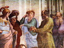 Socrates School of Athens