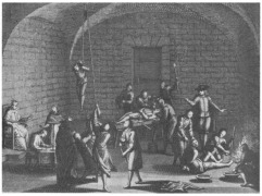 Spanish inquisition torture