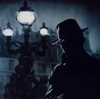 spy in the streetlight