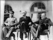 Stalin, Churchill and Truman