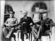 Stalin, Churchill and Truman