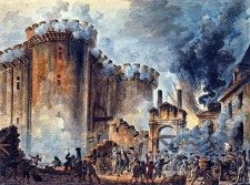 Storming of the Bastille France