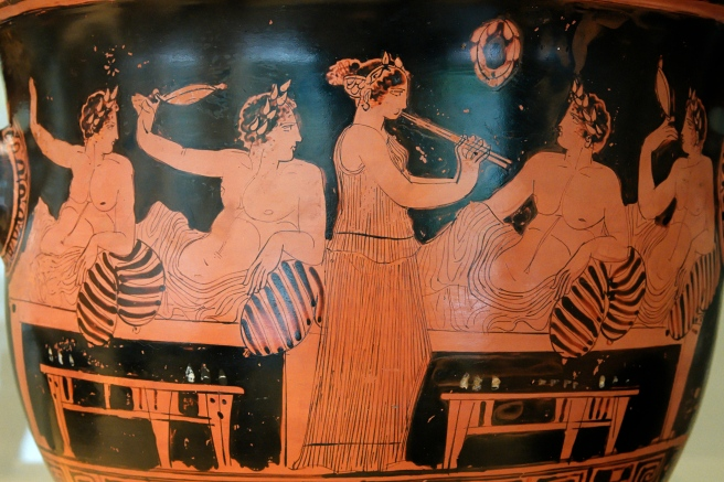 Image result for Ancient Greek Vase party