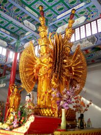 Thousand Armed Avalokitesvara Guan yin