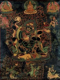 Tibet Mahakala