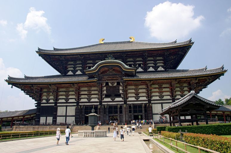 Todaiji Buddhist Temple Japan