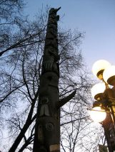 totem pole vs street light