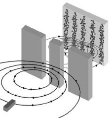 two slit quantum paradox