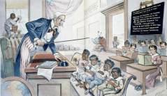 Uncle-Sam-Teaching cartoon