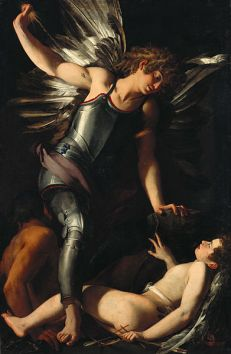 Upper and Lower Eros Cupid