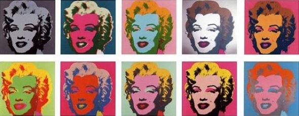 Warhol MarilynSet