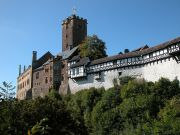 Wartburg Eisenach castle