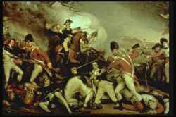 Washington American Revolution Battle