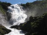 Waterfall Gushing