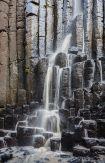 Waterfall in Hidalgo Mexico