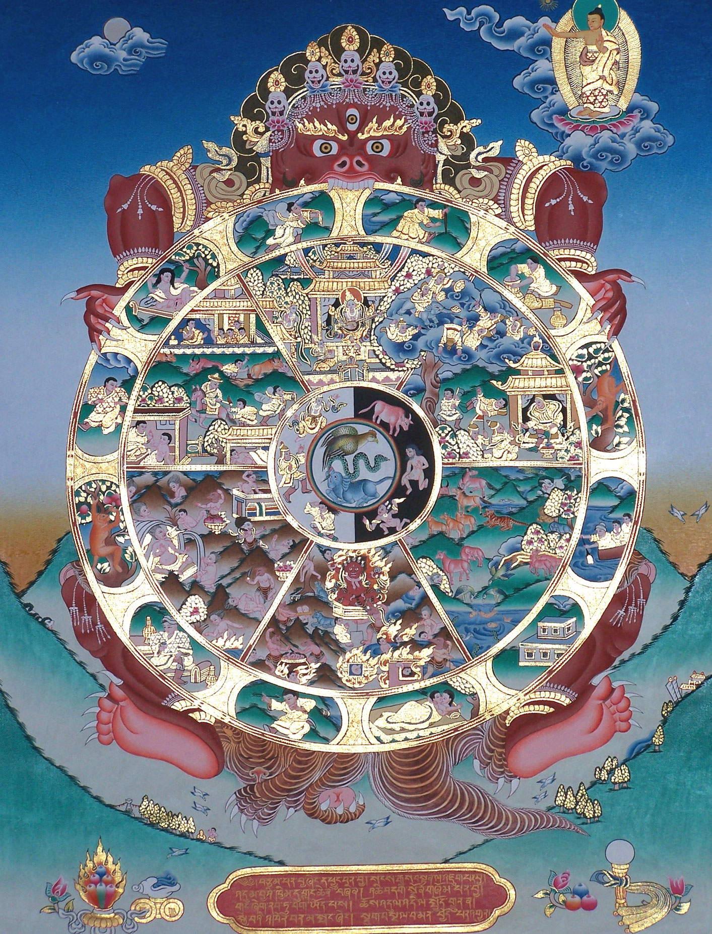 wheel of life