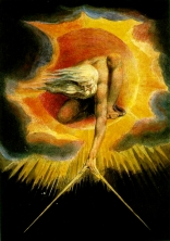 william blake great architect demiurge gnostic