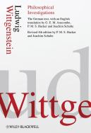 Wittgenstein philosophical investigations cover