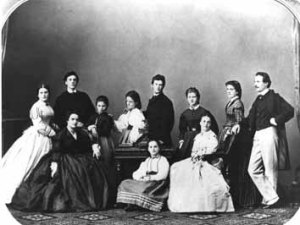 Wittgenstein's family