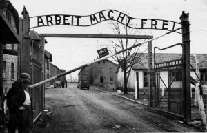 Work is Freedom Auschwitz