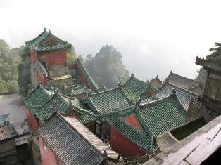 Wu Tang (Wudang) Monastery