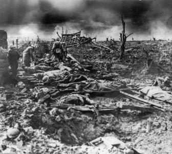 WWI Destruction