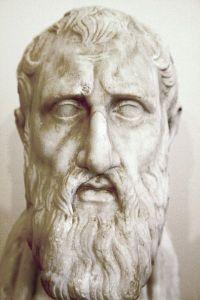 Zeno of Citium Stoic Face