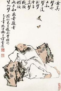 zhuangzi butterfly