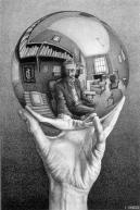 Escher Reflection