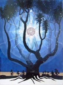 Jung Painting Tree
