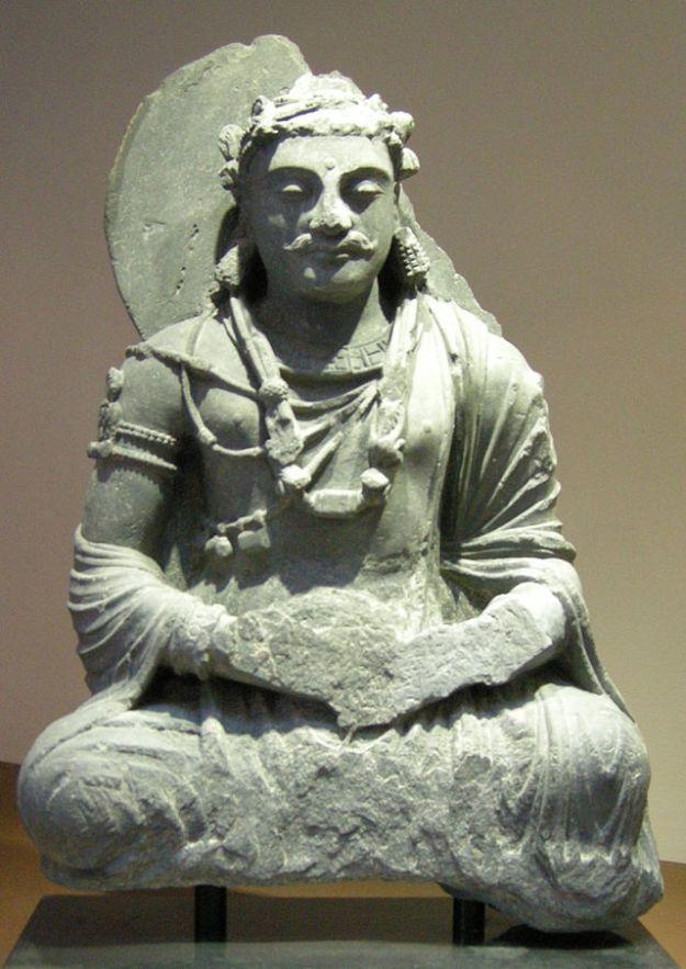 Afghani Bodhisattva