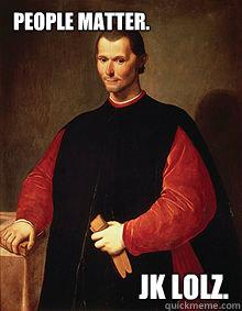 Machiavelli JK LOLZ