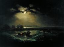 Turner Fishermen at Sea