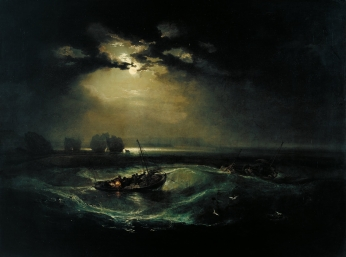 Turner Fishermen at Sea