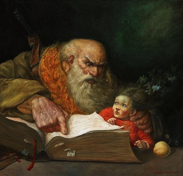 Dogma by Viktor Safonkin