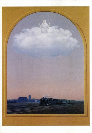 Magritte Le Rossignol The Nightingale