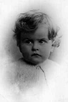 baby wittgenstein