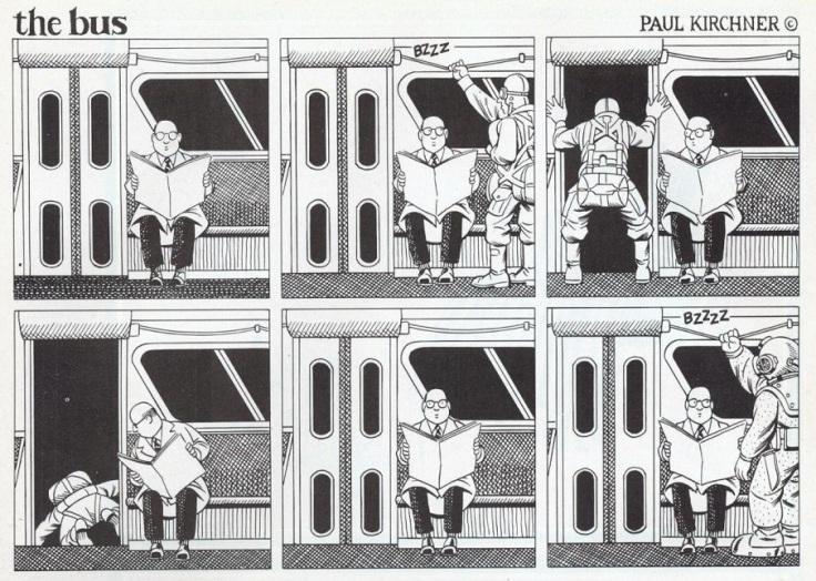 Paul Kirchner The Bus