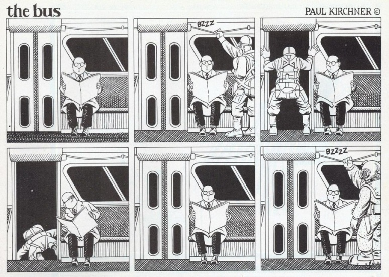 Paul Kirchner The Bus