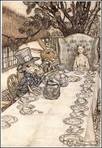 Alice_in_Wonderland_Arthur_Rackham Mad_Tea Party