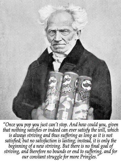 Schopenhauer Can't Stop