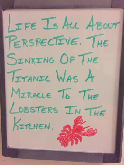 Lobster Perspective