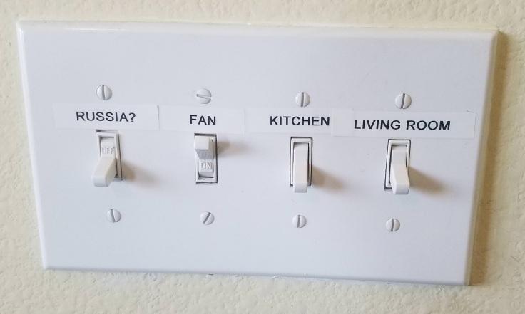 Russia switch