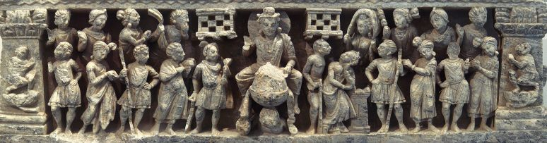 Buddha Departure