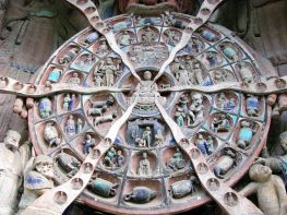 buddhist wheel of life