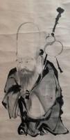 Hotei by Kano Tan'yu