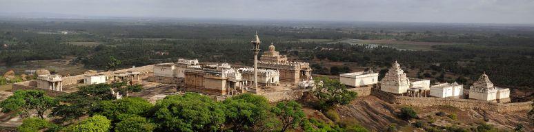 jain temple complex